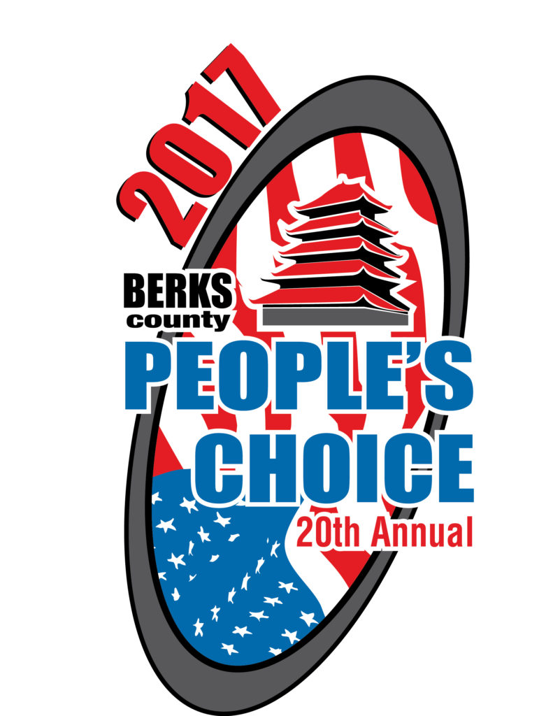 Dr. Domenic Izzo of Berks Eye and Physicians Won Berks County People's Choice 2017 Award