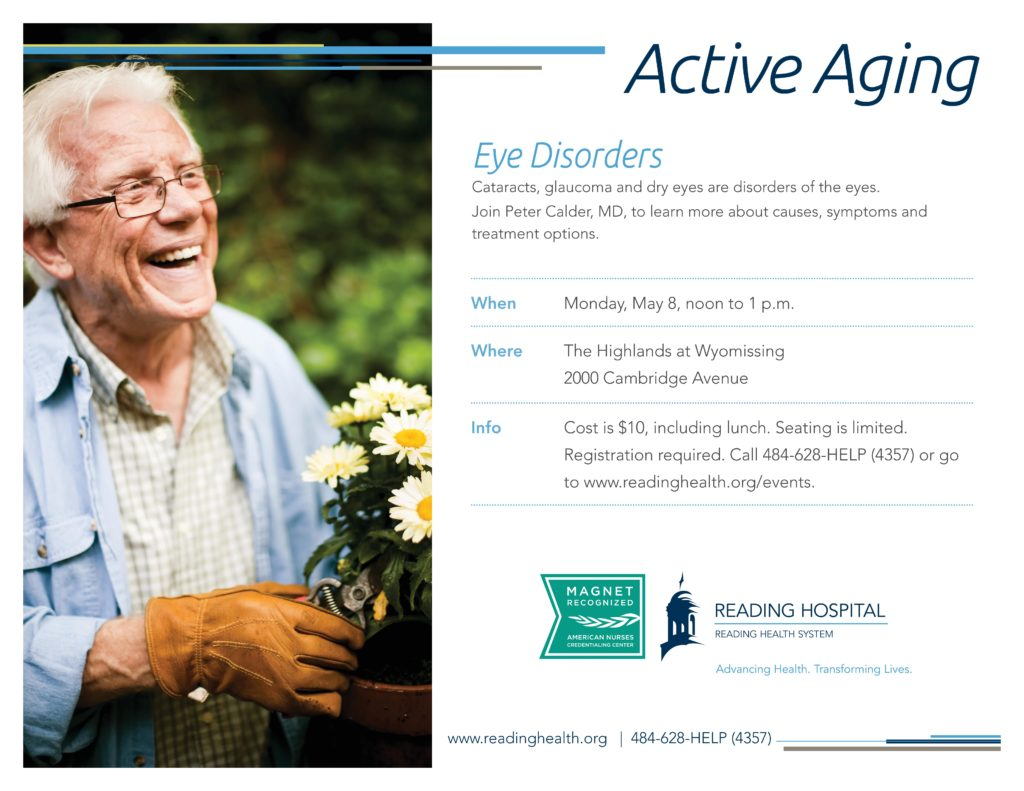 PDC Active Aging 2017