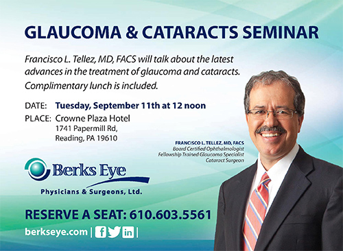 Glaucoma & Cataracts Seminar