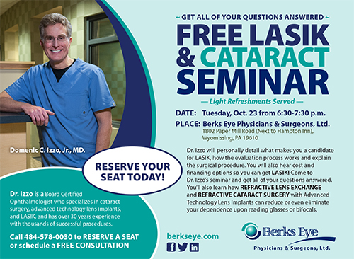 LASIK & Cataract Seminar