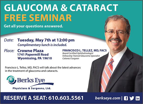 Glaucoma & Cataract Seminar