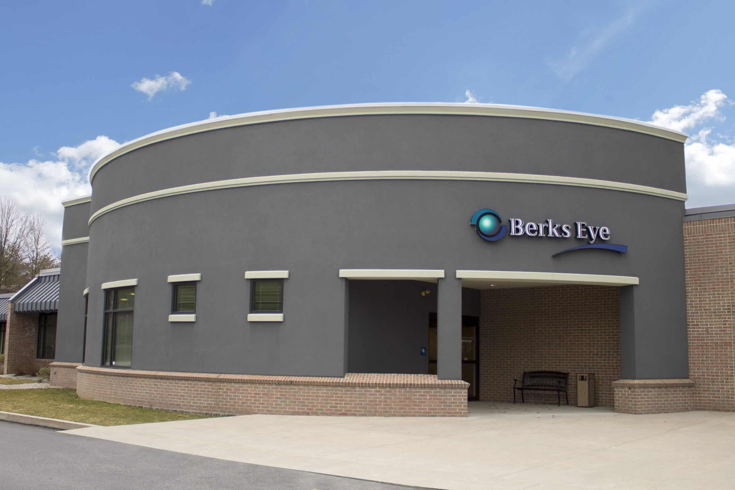 Berks Eye Physicians & Surgeons Location