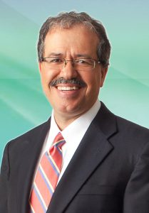 Ophthalmologist Francisco L. Tellez, MD, FACS