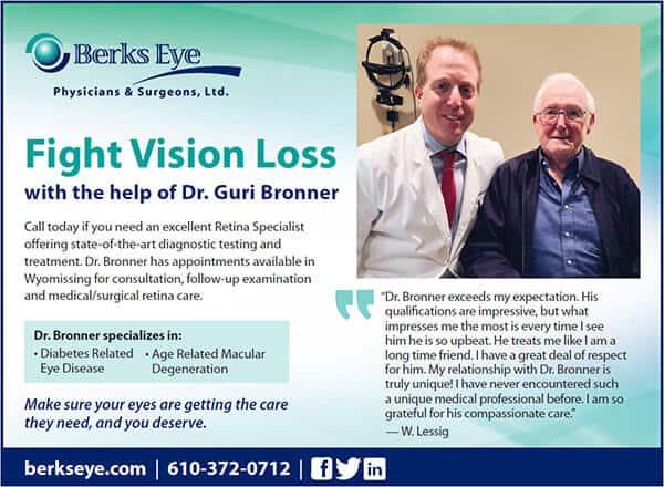 Vision Loss Testimonial