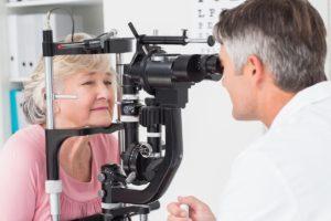 Eye Exam Reveals Health Problems