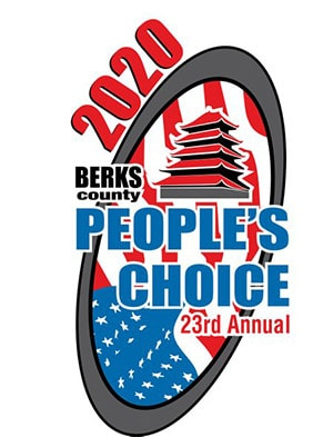 Berks County People's Choice Award 2020