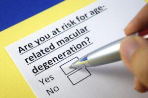 Risk Factors for Macular Degeneration